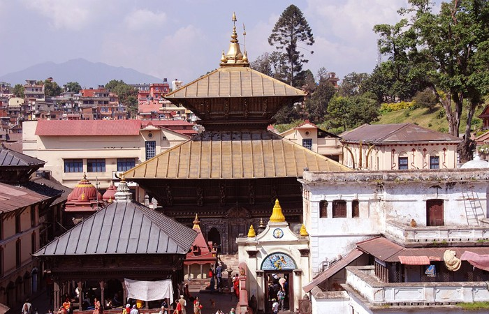 Pashupatinath temple, hindu temple