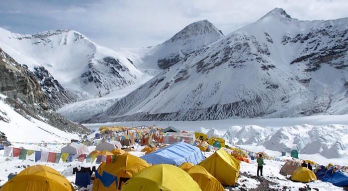Image result for Tibet Everest Base Camp