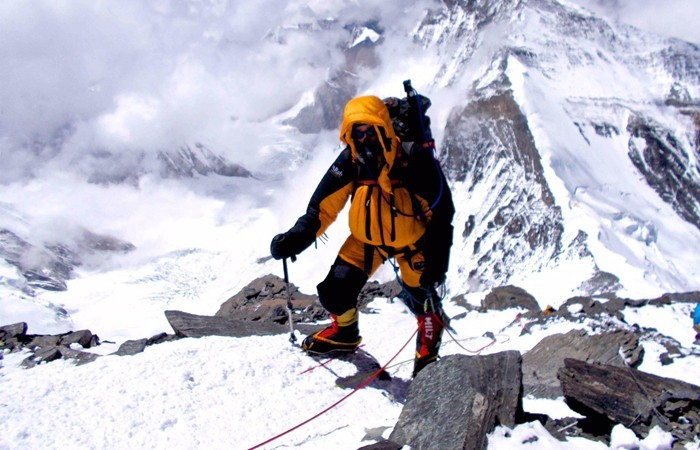 Everest Expedition M From Tibet