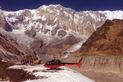 Annapurna Base Camp Heli- Tour