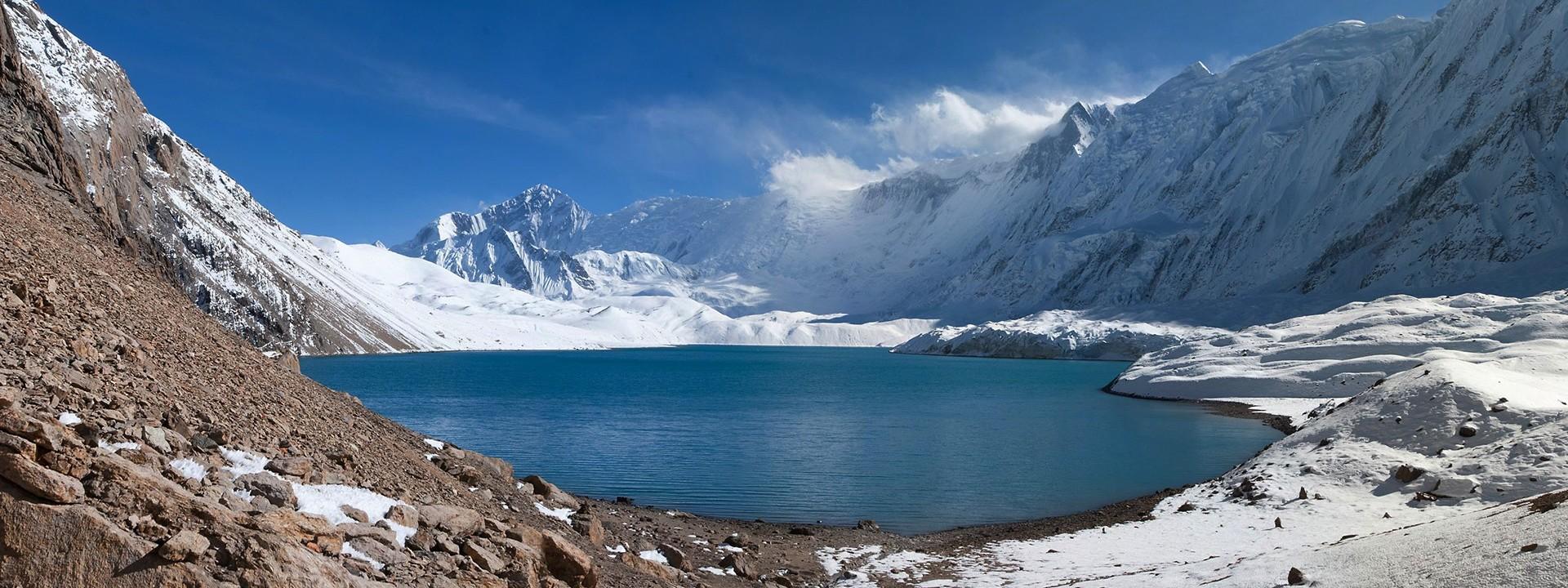 Annapurna Base Camp Trek with Tilicho Lake