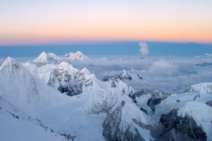 Cho Oyu Expedition from Tibet side