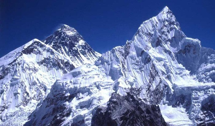 View of Everest