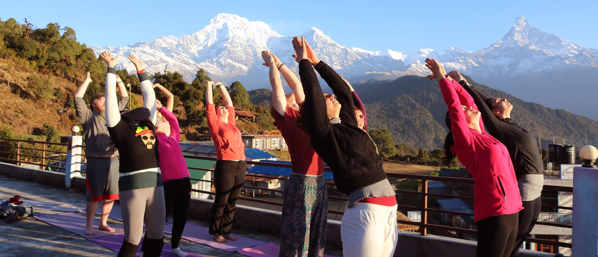 Yoga Trek