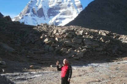 Limi to Kailash Trek