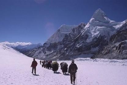 Nangpala Gokyo Trek