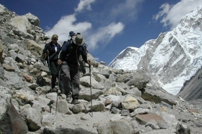 Renjo la Pass Gokyo Lake Chola Pass Everest Base Camp Trekking