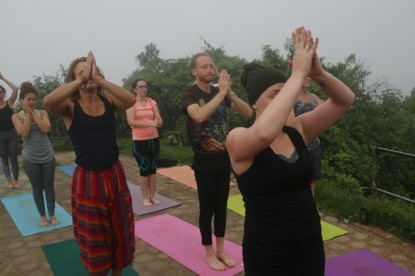 Yoga in Everest Region