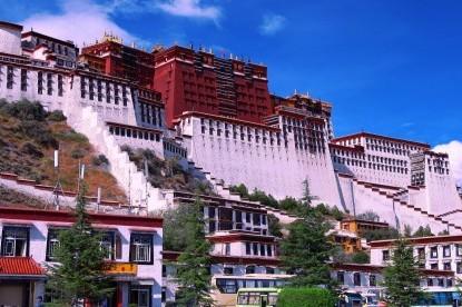 Tibet Lhasa Namtso Lake