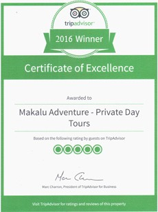 Why Makalu Adventure?