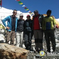 Everest Expedition from Nepal Side 2017