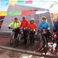 Lhasa Kathmandu Mountain Bike Tour Oct 2016