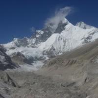 Barun Glacier & Barunche