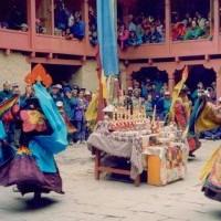 Mani Rimbu Festival Trek