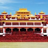Tibet Drepung Monastery