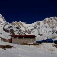 Visit Annapurna Base camp Trekking and get pleasure anytime