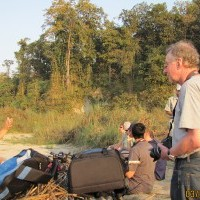 Jungle Safari at Chitwan National Park