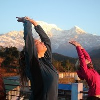 What about Yoga during your Trek?