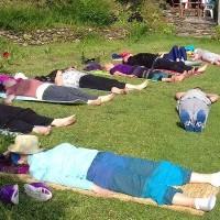 Yoga Trek to Dhampus with Makalu Adventure